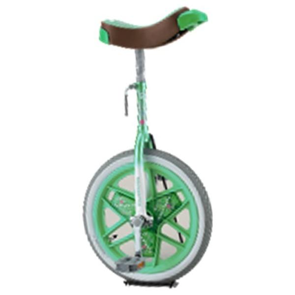 14型 一輪車 スケアクロウ(グリーン)SCW14