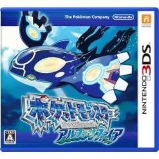 ポケットモンスター アルファサファイア【3DSゲームソフト】