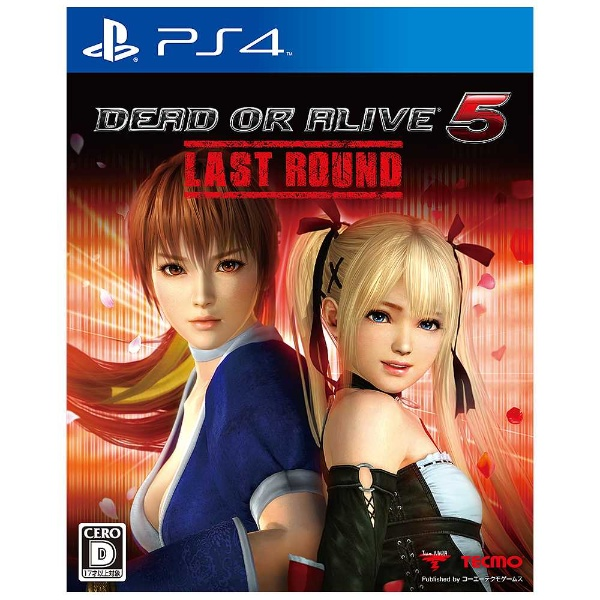DEAD OR ALIVE 5 Last Round [通常版] [PS4]