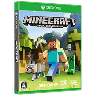 Minecraft: Xbox One Edition【Xbox Oneゲームソフト】