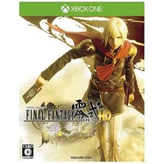 ファイナルファンタジー零式 HD【Xbox Oneゲームソフト】