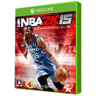 NBA 2K15【Xbox Oneゲームソフト】