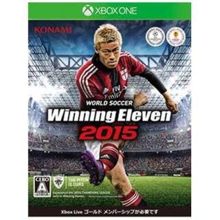 ワールドサッカーウイニングイレブン2015【Xbox Oneゲームソフト】◆