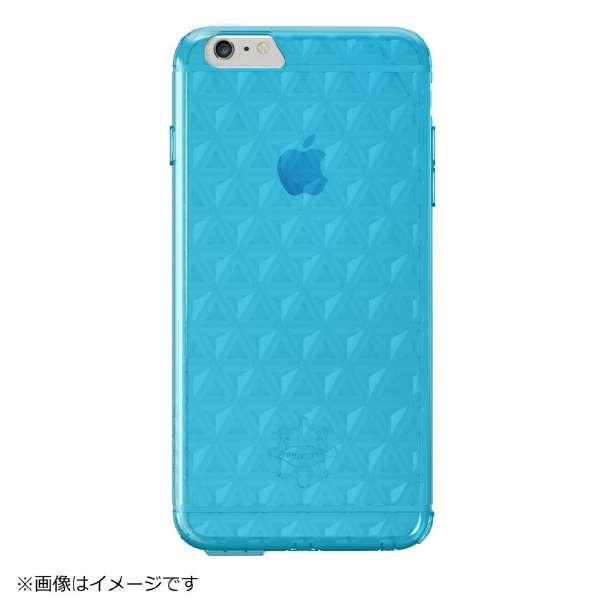 iPhone 6 Plus用 TUNEPRISM マヤブルー TUN-PH-000331