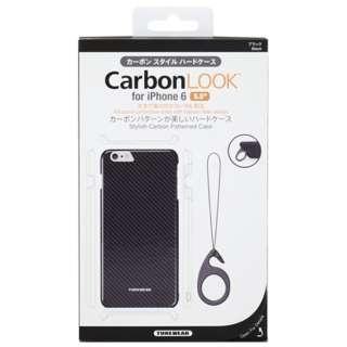 iPhone 6 Plus用 CarbonLook ブラック TUN-PH-000334