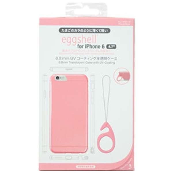 iPhone 6用 eggshell フレンチローズ TUN-PH-000305