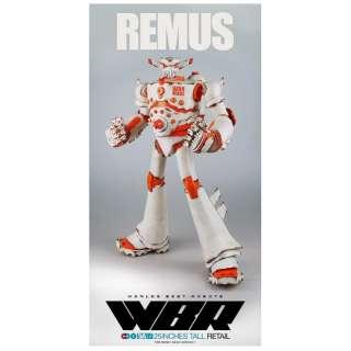 WORLDS BEST ROBOTS WBR REMUS (ワールズ・ベスト・ロボッツ レムス)