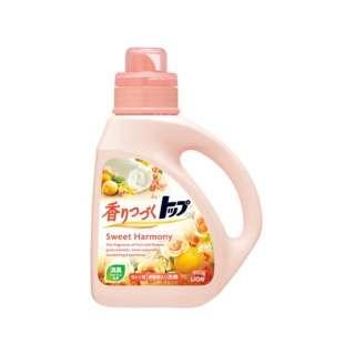 香りつづくトップ Sweet Harmony〔衣類洗剤〕