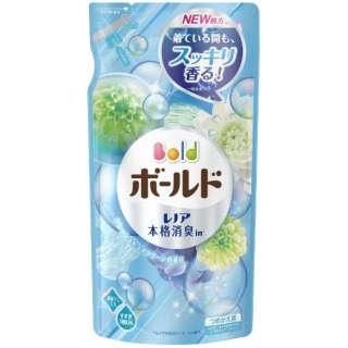 Bold(ボールド) ジェルフレッシュピュアクリーンの香り つめかえ用( 715g) 〔洗濯洗剤〕