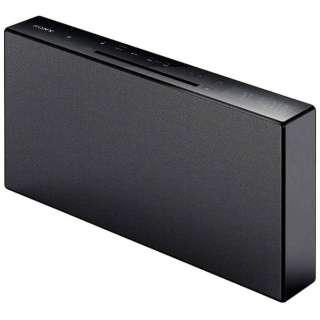 【ワイドFM対応】Bluetooth対応 ミニコンポ(ブラック) CMT-X3CD BC