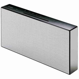 【ワイドFM対応】Bluetooth対応 ミニコンポ(ホワイト) CMT-X3CD WC