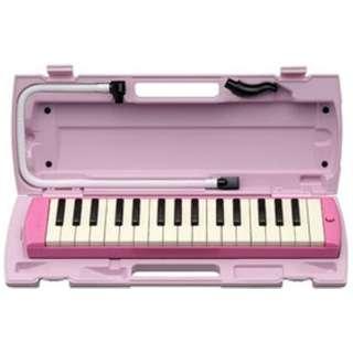 ピアニカ 32鍵盤 P-32EP ピンク