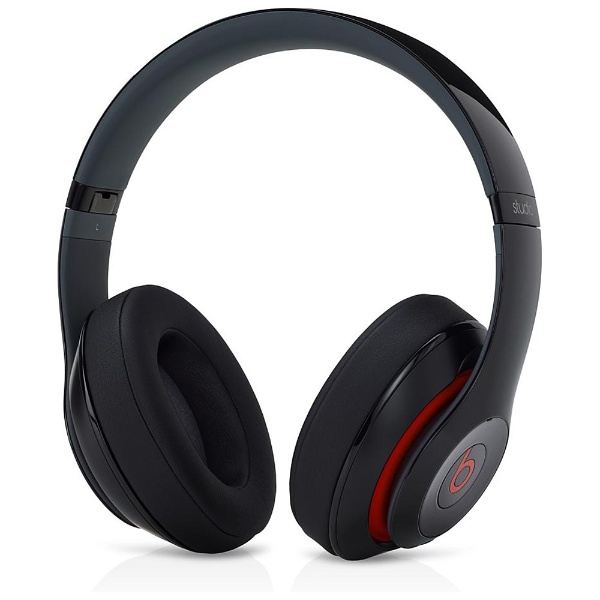 BT OV STUDIO WIRELS BLK MH8H2PA/A [BLACK]