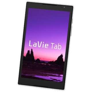 PC-TS508T1W Androidタブレット LAVIE Tab S パールホワイト [8型ワイド /ストレージ:16GB /SIMフリーモデル]