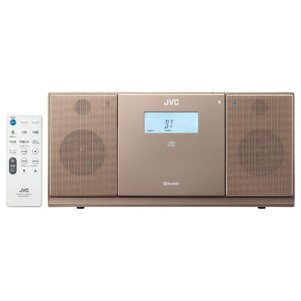 JVCケンウッド JVCケンウッド JVCケンウッド コンパクトコンポーネントシステム(ブラウン) NX-PB30-T 1台
