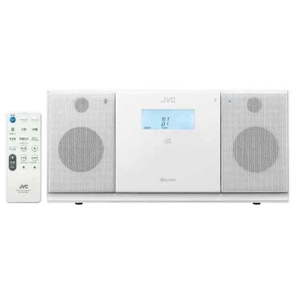 NX-PB30 CDラジオ ホワイト [Bluetooth対応 /ワイドFM対応]