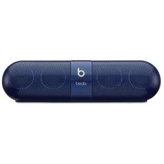 MHA02PA/A ブルートゥース スピーカー Beats Pill 2.0 ブルー [Bluetooth対応]