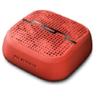 SOL PUNK RED ブルートゥース スピーカー フルオロレッド [Bluetooth対応]