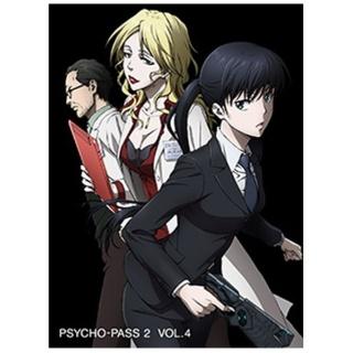Biccamera Com Toho Psycho Pass Psychopath 2 Vol 4 Blu Ray