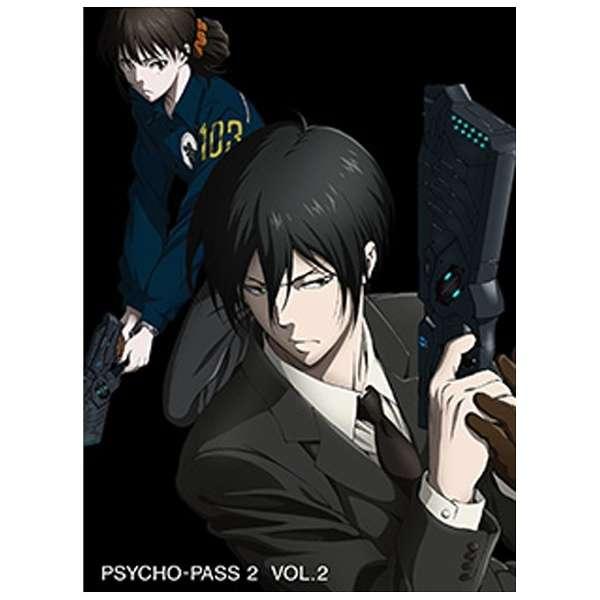 Biccamera Com Toho Psycho Pass Psychopath 2 Vol 2 Blu Ray