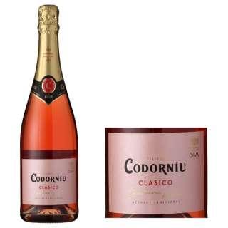 コドーニュ クラシコ ロゼ 750ml【スパークリングワイン】