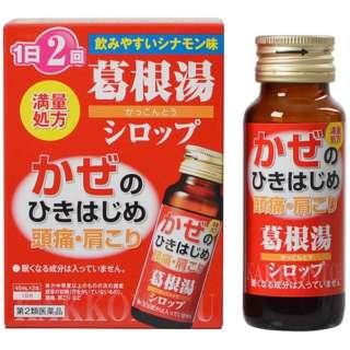 【第2類医薬品】 本草葛根湯シロップ(45ml×2本)〔漢方薬〕