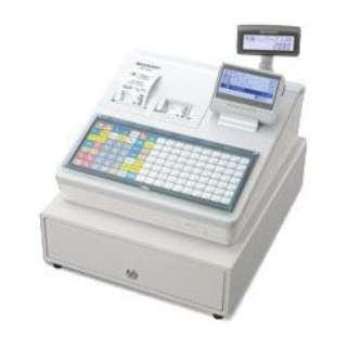 電子レジスター ER-A421W(ホワイト)
