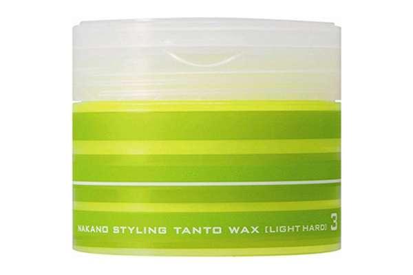 中野製薬 「ナカノ スタイリング タントN ワックス3 ライトハード」
