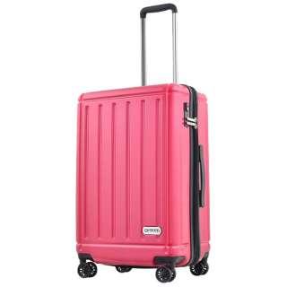 69e434e28e TSAロック搭載スーツケース(58L) OD-0692-60 ピンク. アウトドアプロダクツ OUTDOOR PRODUCTS