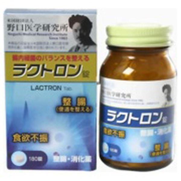 野口医学研 ラクトロン錠 180錠 [0902]