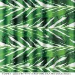 ドレープカーテン プー/ハイド(100×200cm/グリーン)【日本製】[生産完了品 在庫限り]