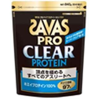 SAVAS PRO クリアプロテイン 40食