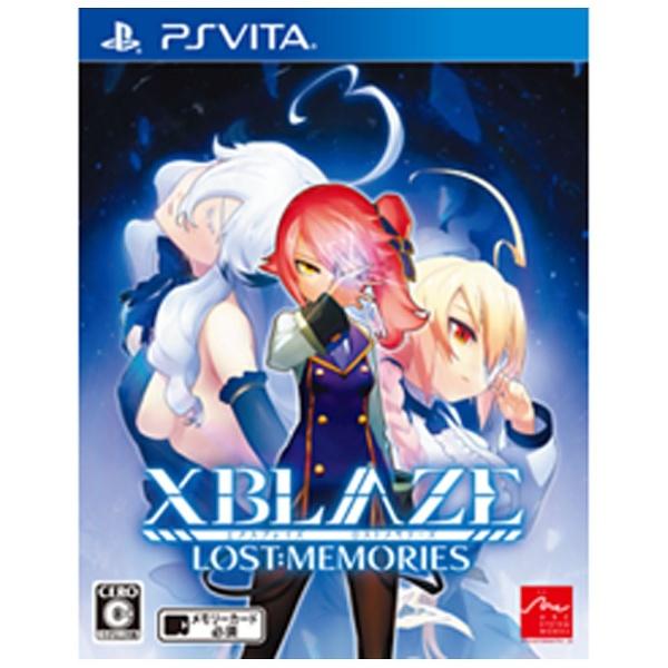 XBLAZE LOST:MEMORIES(エクスブレイズ ロストメモリーズ) [PS Vita]