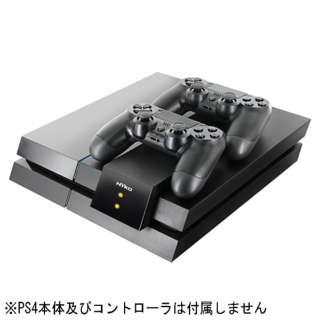 Modular Charge Stationチャージステーション Black【PS4】