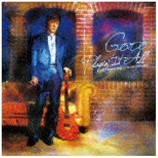GORO(野口五郎)/Playin' It All -My Fingers Sing J-Female Melodies- 限定盤 【CD】