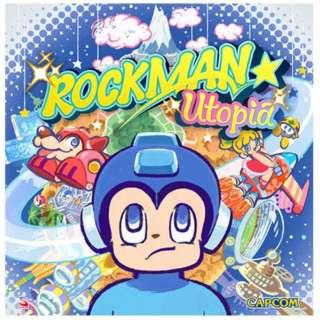 (ゲーム・ミュージック)/ロックマン ユートピア 【CD】