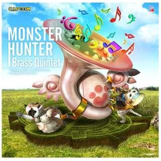 (ゲーム・ミュージック)/モンスターハンター・ブラスクインテット ~金管楽器アンサンブル~ 【CD】