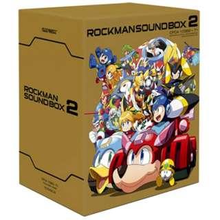 (ゲーム・ミュージック)/ロックマン サウンドBOX 2 【CD】