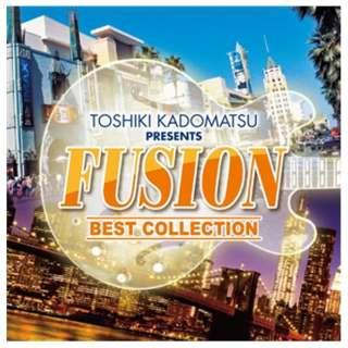 (V.A.)/角松敏生プレゼンツ FUSION BEST COLLECTION 【CD】