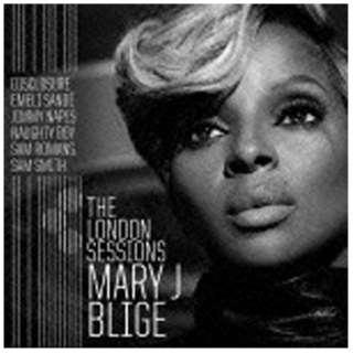 メアリー・J.ブライジ/ザ・ロンドン・セッションズ 【CD】