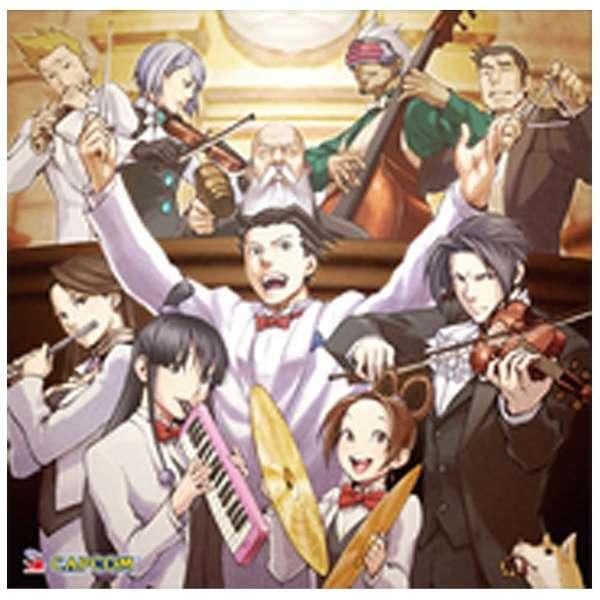 (ゲーム・ミュージック)/逆転裁判 MEETS AGAIN ~オーケストラ&ジャズ~ 【CD】