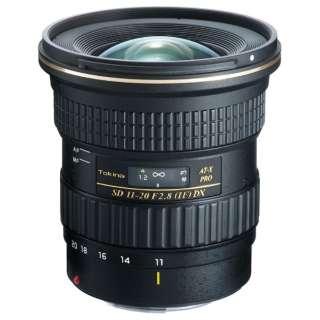 カメラレンズ AT-X 11-20 PRO DX APS-C用 [キヤノンEF /ズームレンズ /F2.8]