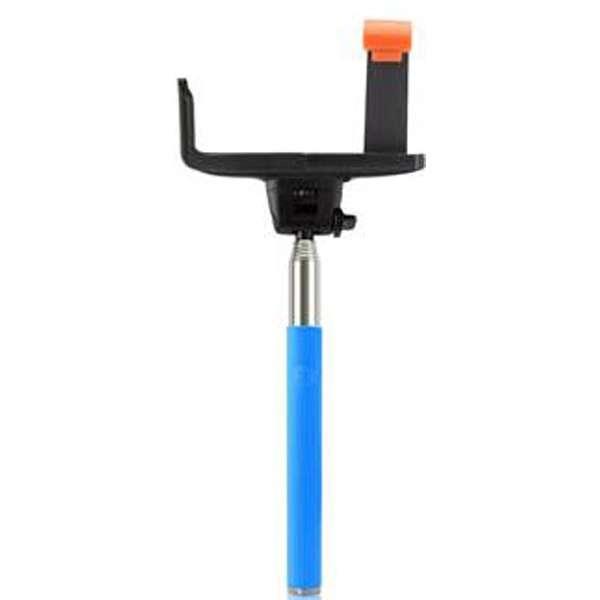 自分撮りスティックsmastickスマスティック(手元シャッタータイプBluetooth接続/ブルー) SS-03RBL [生産完了品 在庫限り]