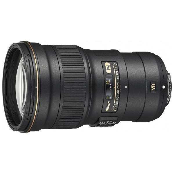 カメラレンズ AF-S NIKKOR 300mm f/4E PF ED VR NIKKOR(ニッコール) ブラック [ニコンF /単焦点レンズ]