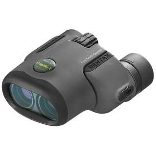 6.5倍双眼鏡「Uシリーズ」PAPILIO II 6.5×21(ブラック)