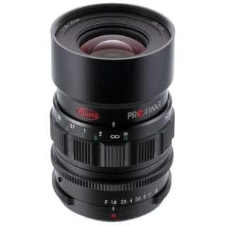 カメラレンズ PROMINAR25mm F1.8 ブラック [マイクロフォーサーズ /単焦点レンズ]