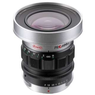 カメラレンズ PROMINAR12mm F1.8 シルバー [マイクロフォーサーズ /単焦点レンズ]
