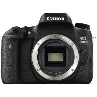 EOS 8000D デジタル一眼レフカメラ [ボディ単体]