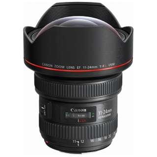 カメラレンズ EF11-24mm F4L USM ブラック [キヤノンEF /ズームレンズ]