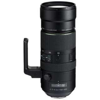 カメラレンズ HD PENTAX-D FA150-450mmF4.5-5.6ED DC AW ブラック [ペンタックスK /ズームレンズ]